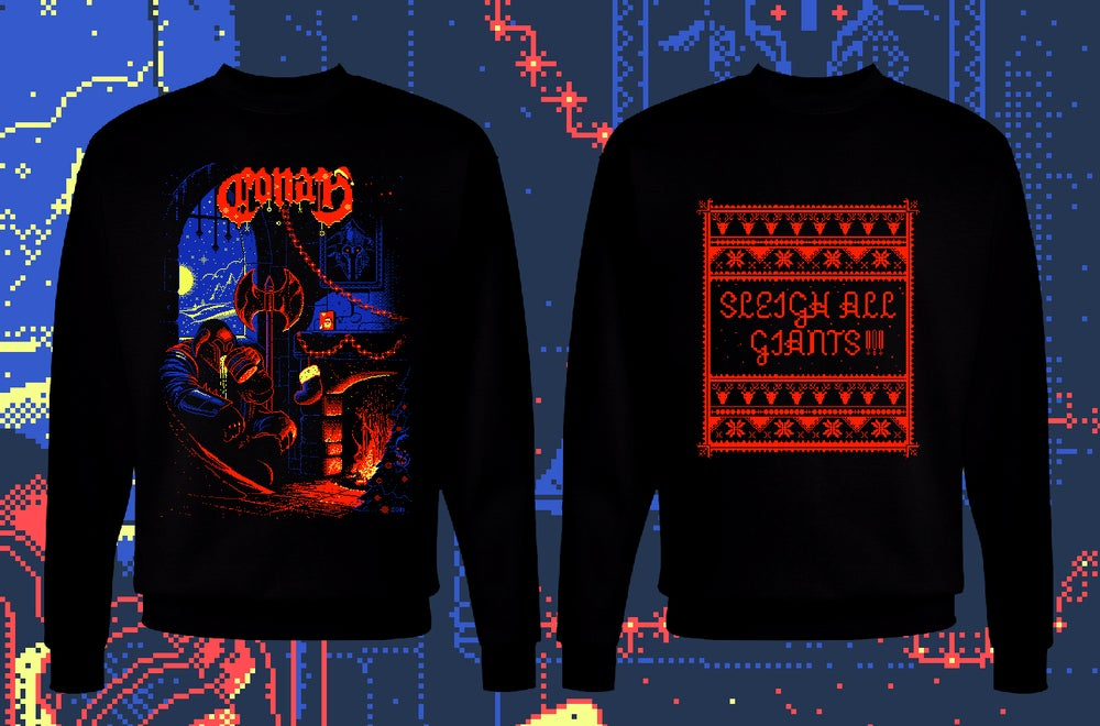Image of XMAS Sweater 2019 - Sleigh All Giants