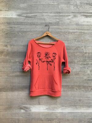 Image of Roses Sweatshirt