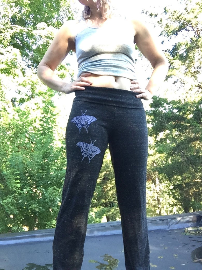 Image of Butterfly Pants