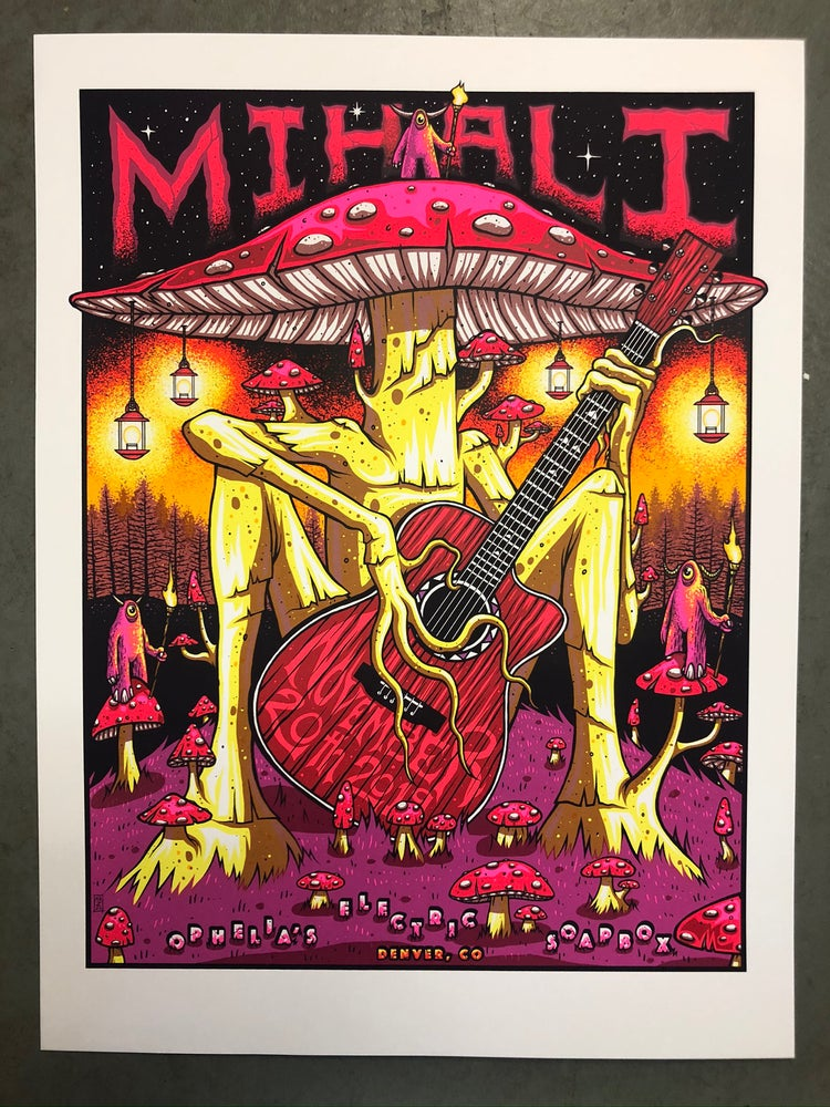 Image of Mihali - November 20th, 2019 - Ophelias Electric Soapbox - Artist Edition