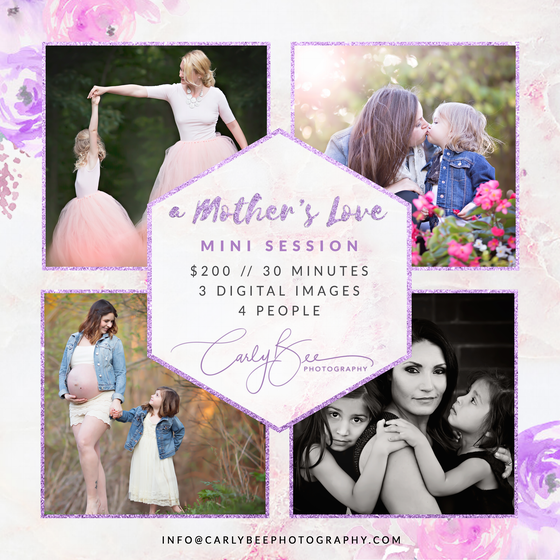 Image of 👩👧👦 2020 Mothers Love Mini Session 👩👧👦