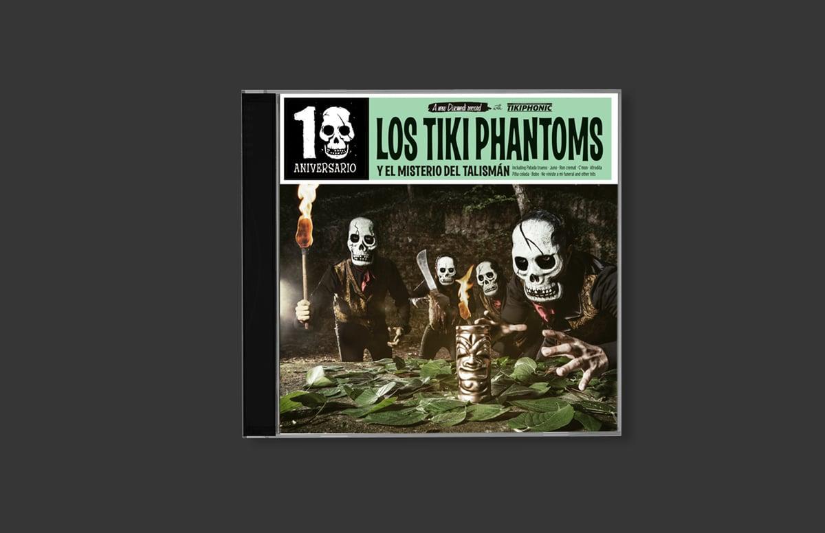 Image of EL MISTERIO DEL TALISMÁN CD