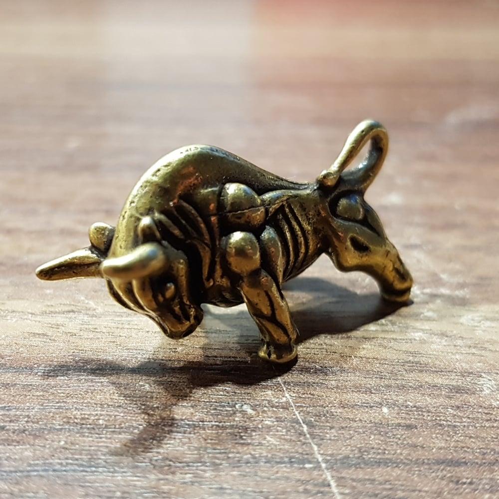 Image of Brass Bull