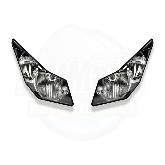 Image of Headlight Stickers to fit Honda CBR1000RR: 2012-16