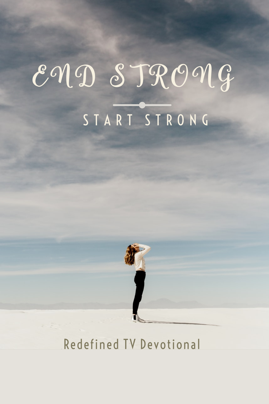 Image of  End Strong, Start Strong 10 Day Devotional