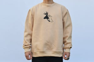 Image of Deer Shadow Puppet Sweater