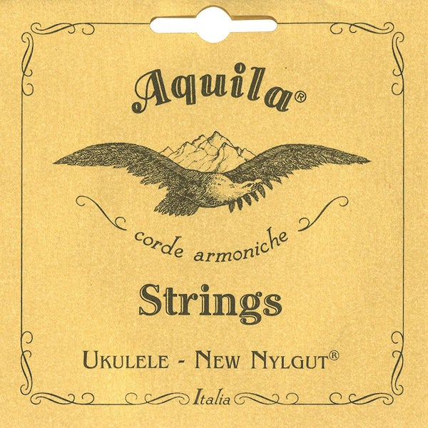 Image of Strings: Aquila Nylgut Soprano, Concert, Tenor, 8-String & Baritone Sizes