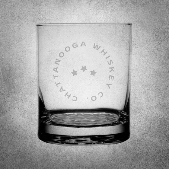 Image of Chattanooga Whiskey Nob Hill Glass