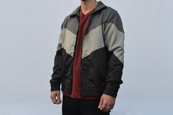 Image of Retro Windbreaker V2