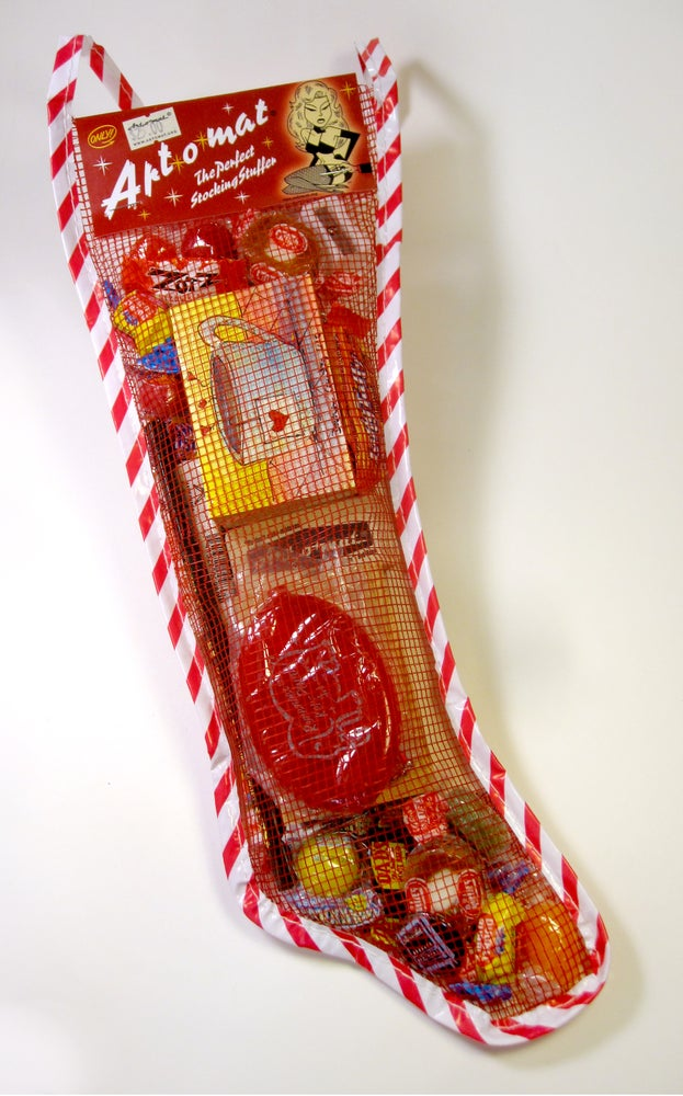 Image of Dime Store-esque Holiday Stocking
