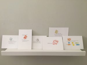 Image of Set of 6 postcards from Contemporary Prayers to * [whatever works].