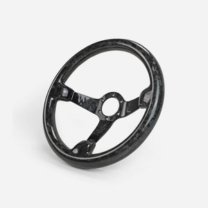 Image of Full Forged Carbon Steering Wheel