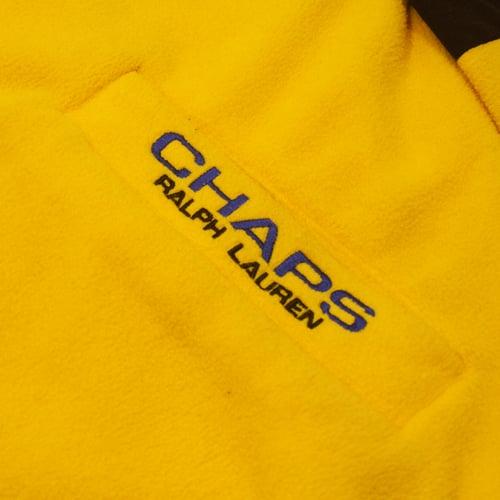 Image of Chaps Ralph Lauren Vintage Fleece Size XL Fits L