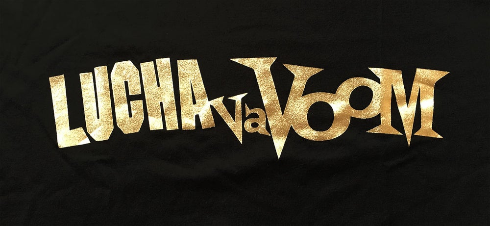Image of Gold Foil Logo Shirt