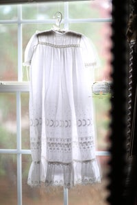 Image of Vintage Legacy Christening Gown