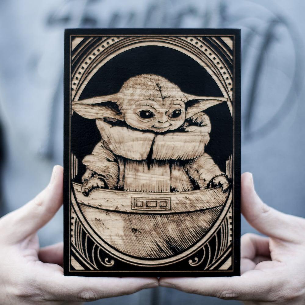 Image of Baby Yoda