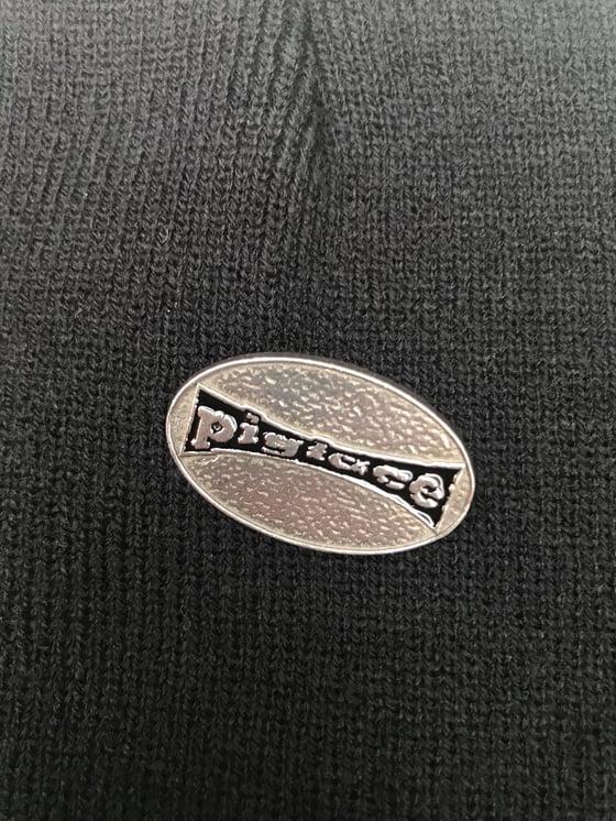 Image of Pigface Pewter Pin
