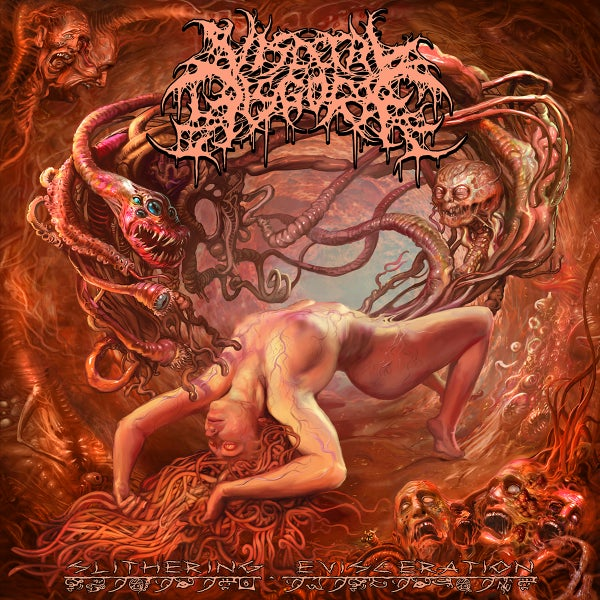 Image of VISCERAL DISGORGE - Slithering Evisecration CD / Digipack / Vinyl