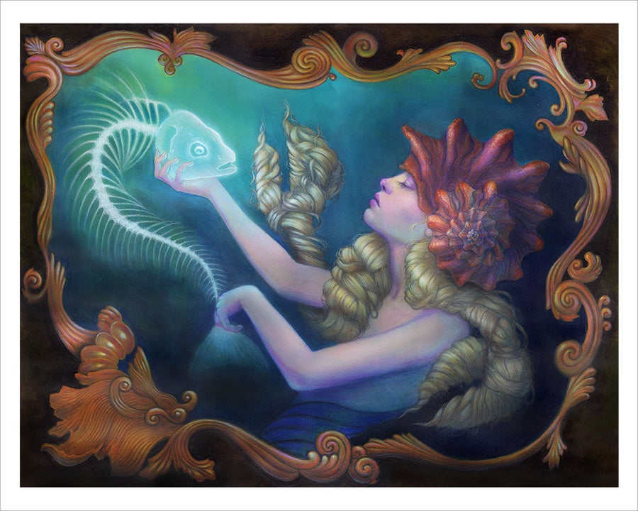 """Image of """"Ghost Wish"""" Limited edition print"""