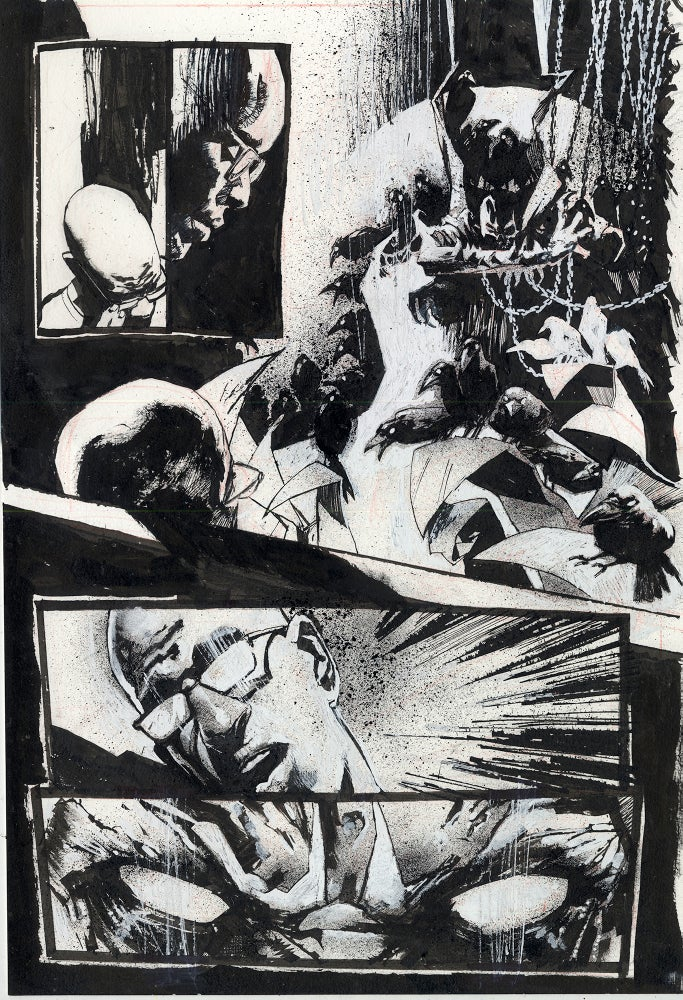 Image of Spawn Original Art page 15, issue 287