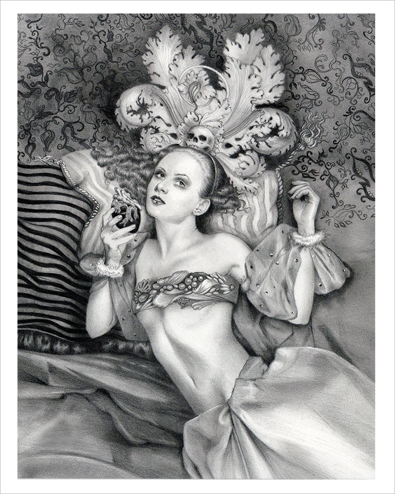 """Image of """"Salome"""" Limited edition print"""