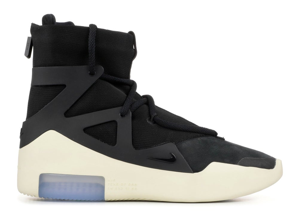 """Image of NIKE AIR FEAR OF GOD 1 """"BLACK"""""""