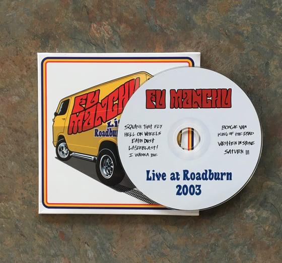 Image of Roadburn  - 2003 live CD
