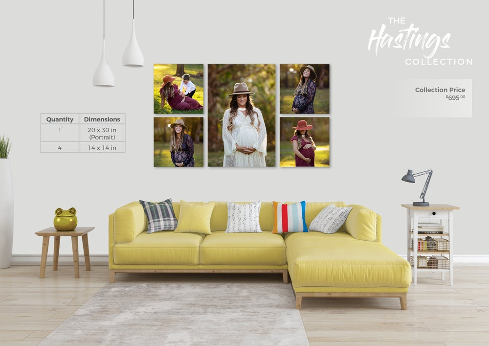 Image of Wall art collections