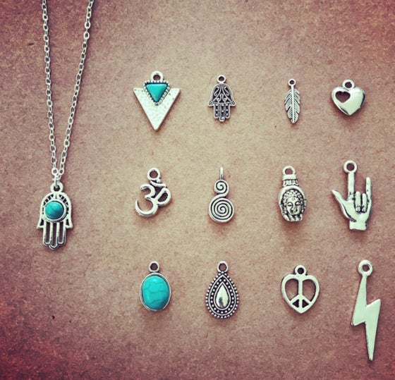 Image of 'Pretty Things' Necklace Collection