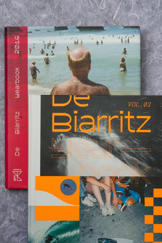 Image of De Biarritz Yearbook Pack