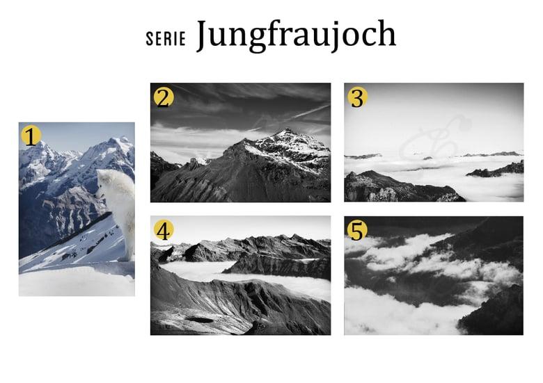 Image of Serie Jungfraujoch