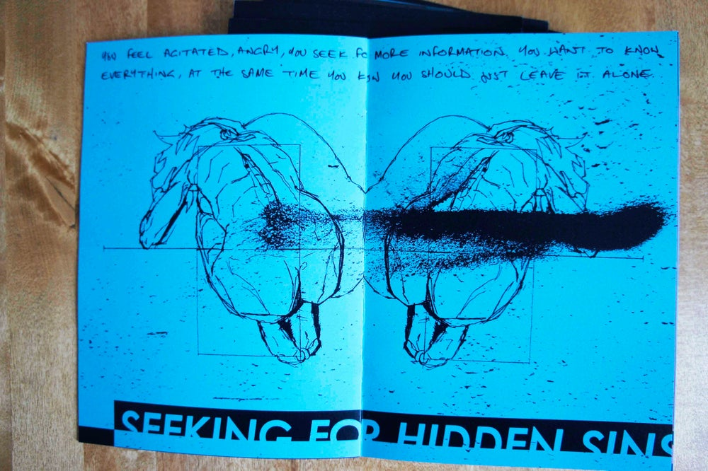 Image of Fractured Integrity Zine
