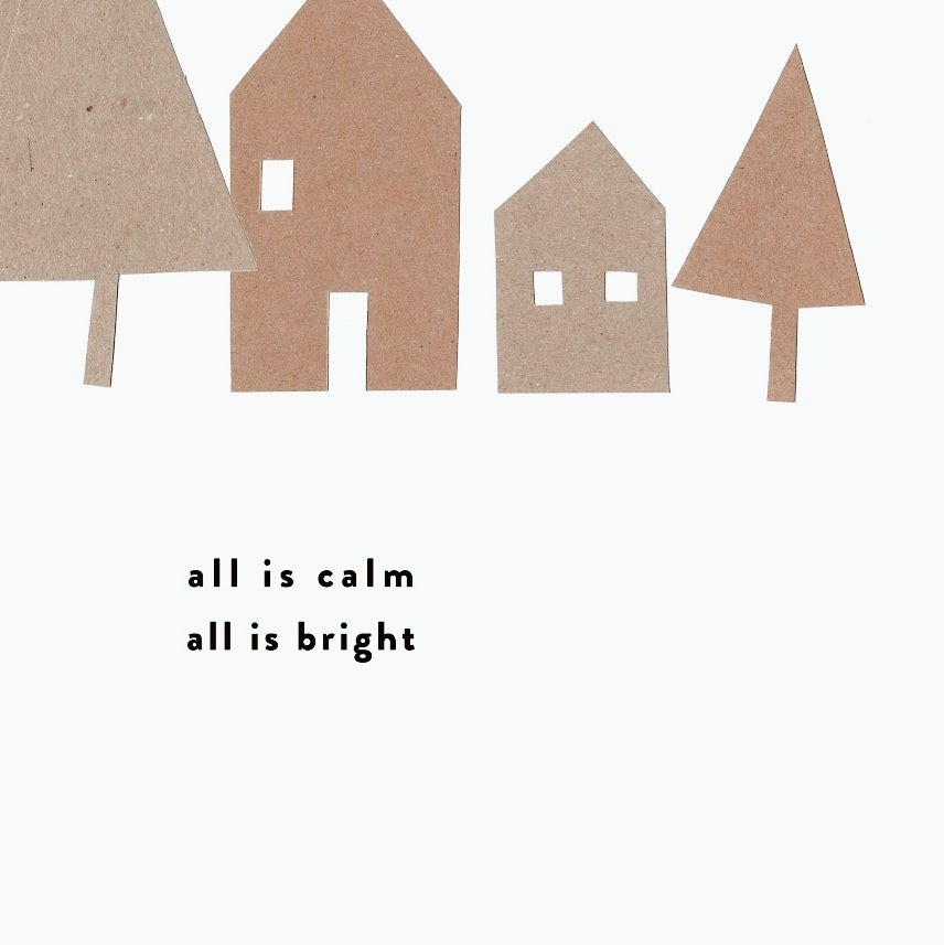 Image of ALL IS CALM ILLUSTRATION