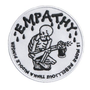 "Image of 3"" round empathy patch"