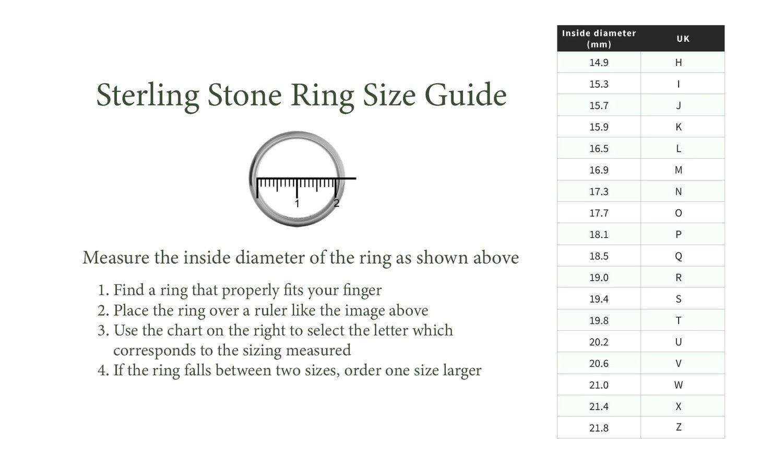Image of Labradorite Wide Ring