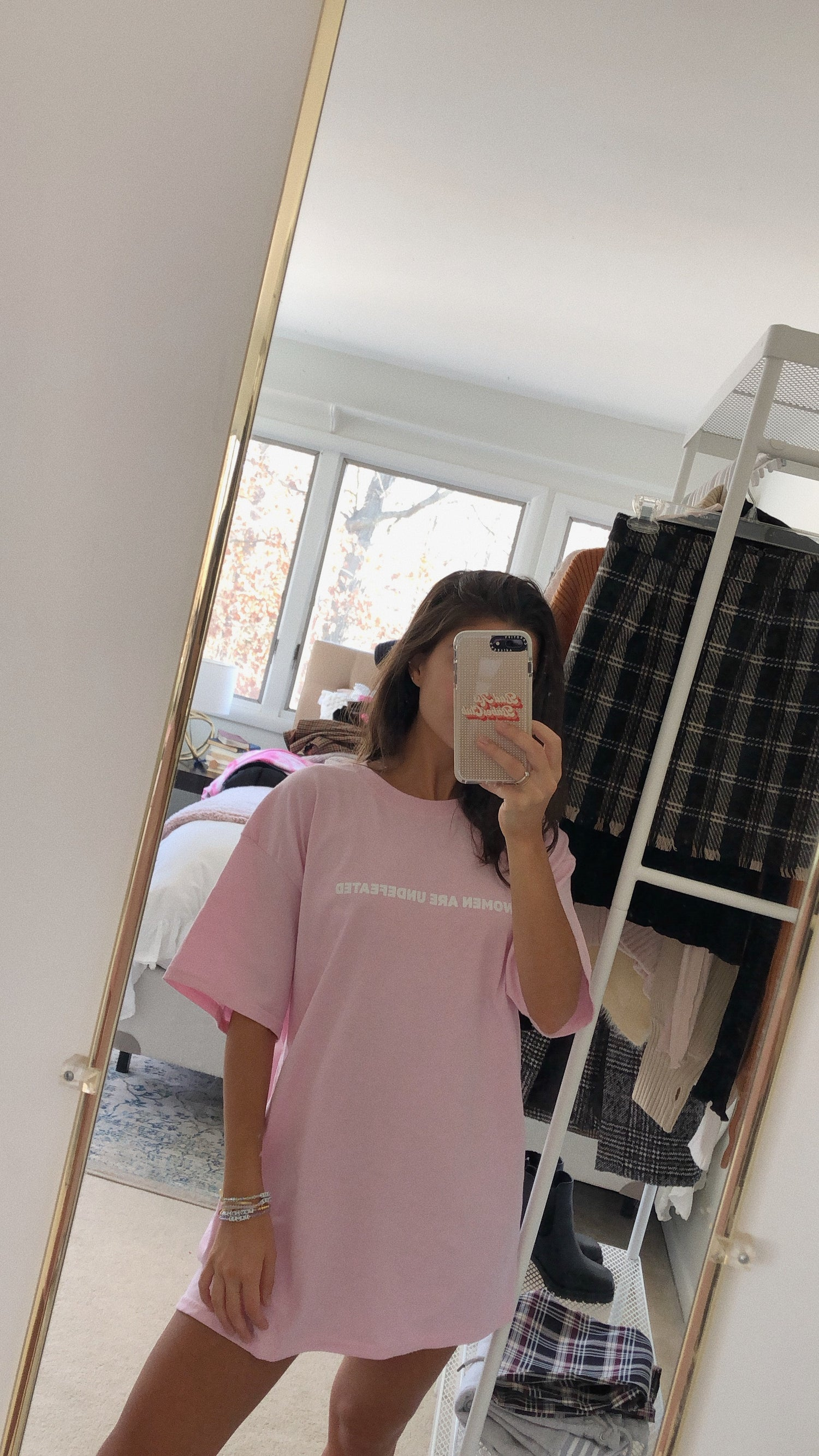 Image of Pink Tee (Viviane Audi Collection)