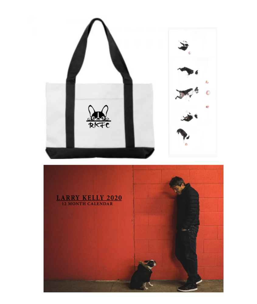 Image of Tote + 2020 Calendar + Bonuses Bundle