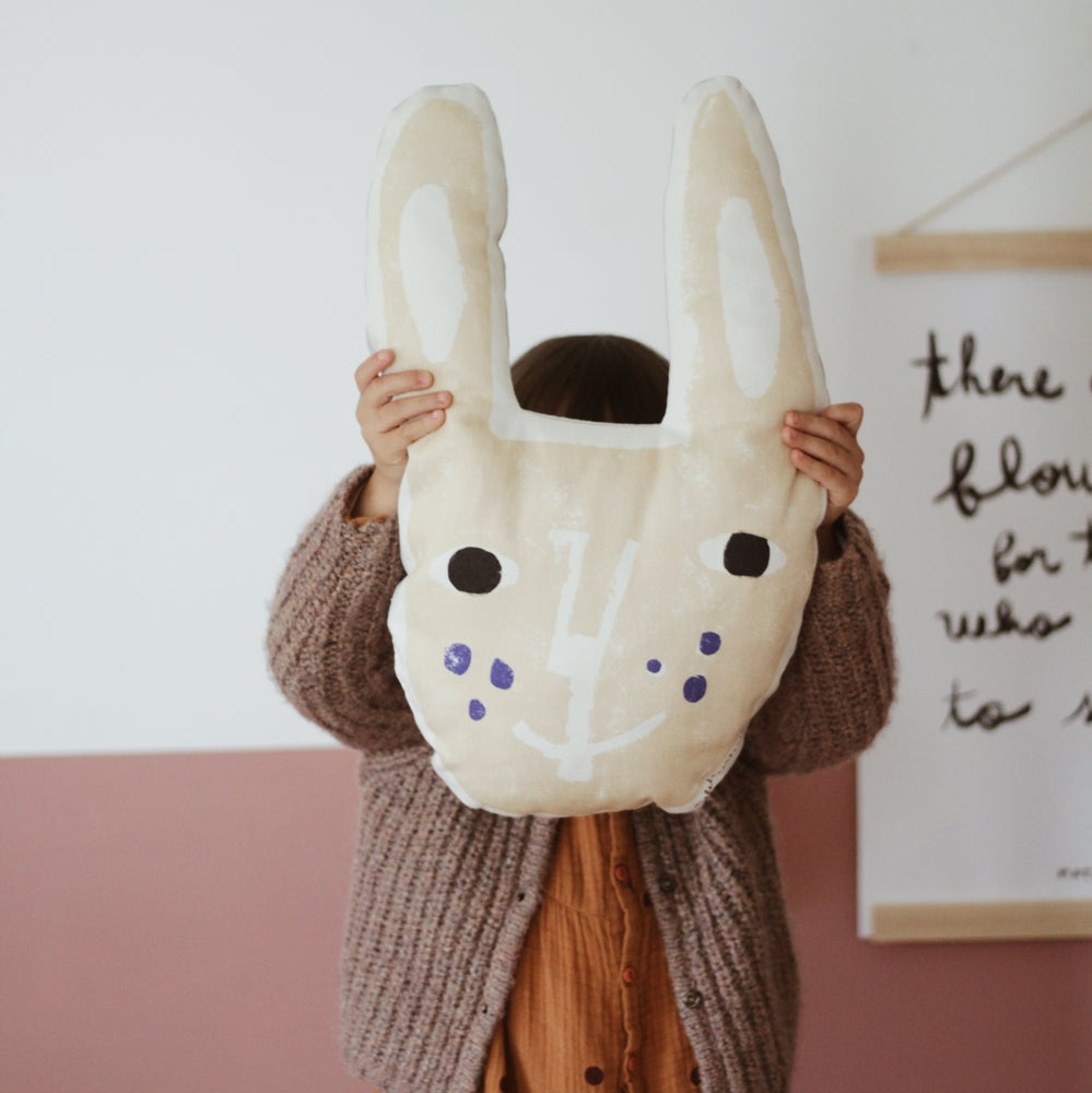 Image of BUNNY PILLOW