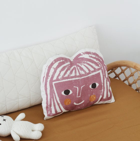 Image of HAPPY PILLOW