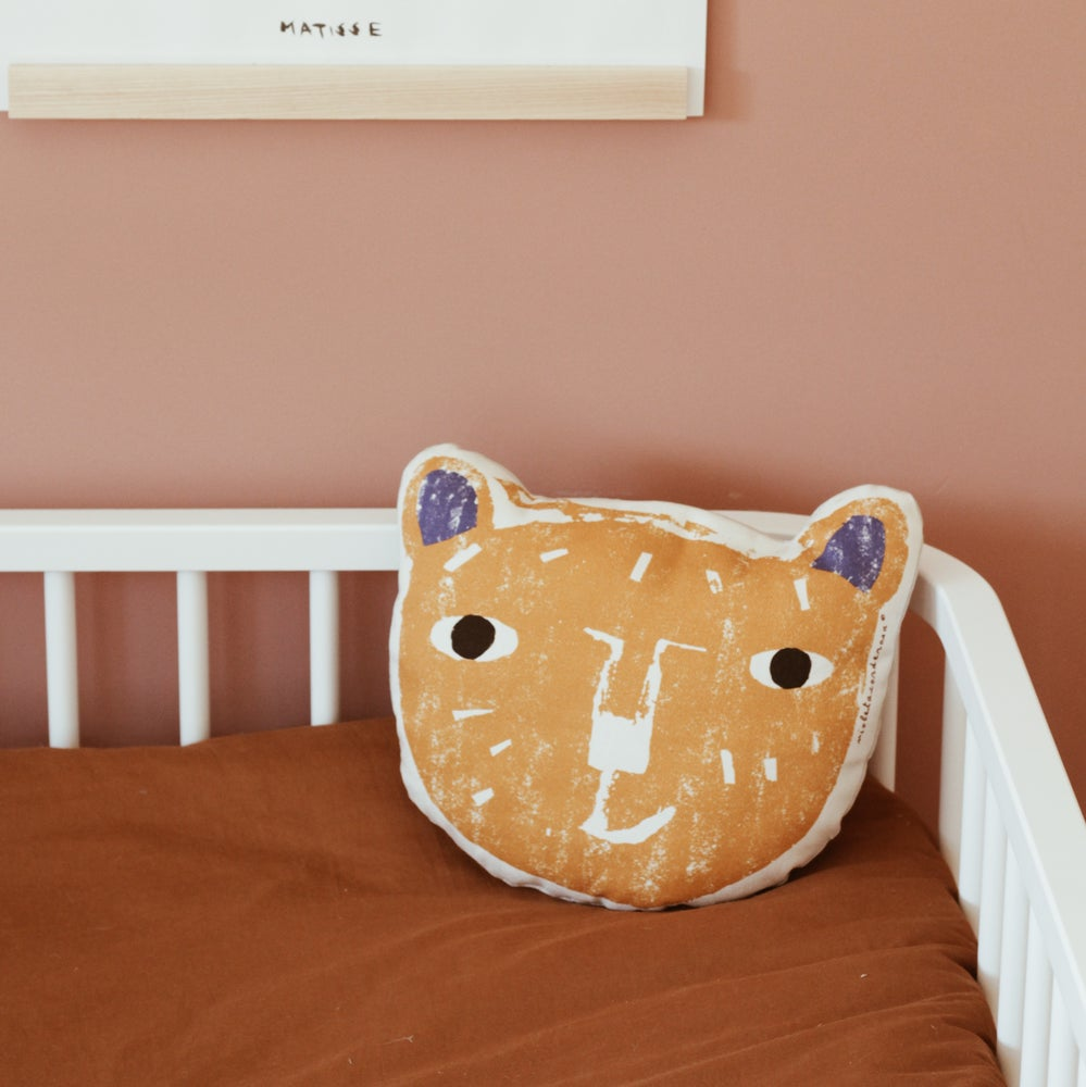 Image of TIGER PILLOW