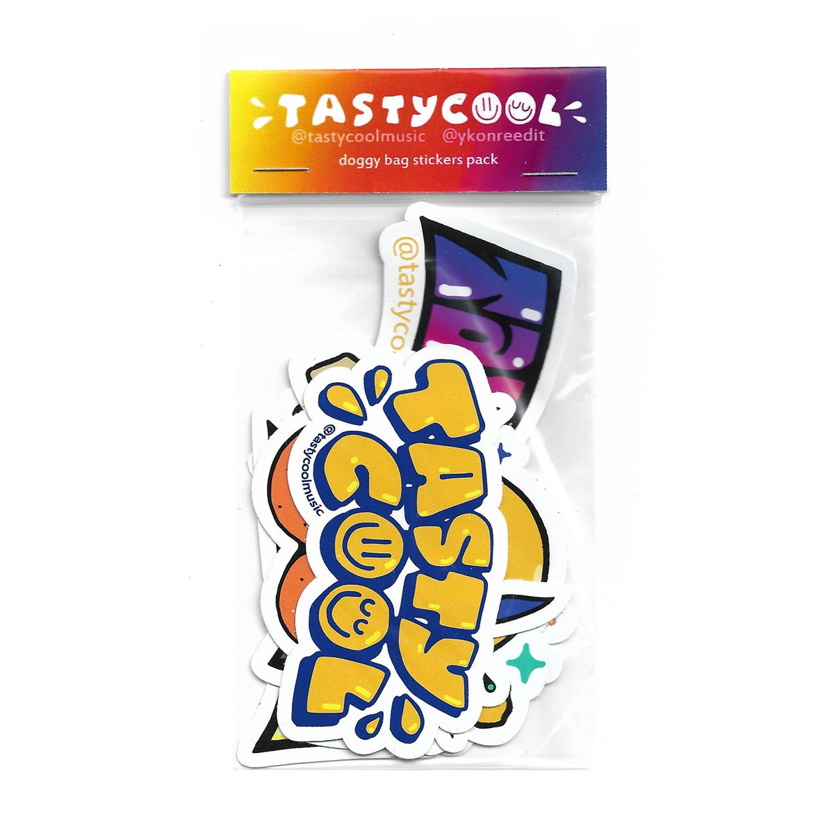 Image of DOGGY BAG STICKER PACK