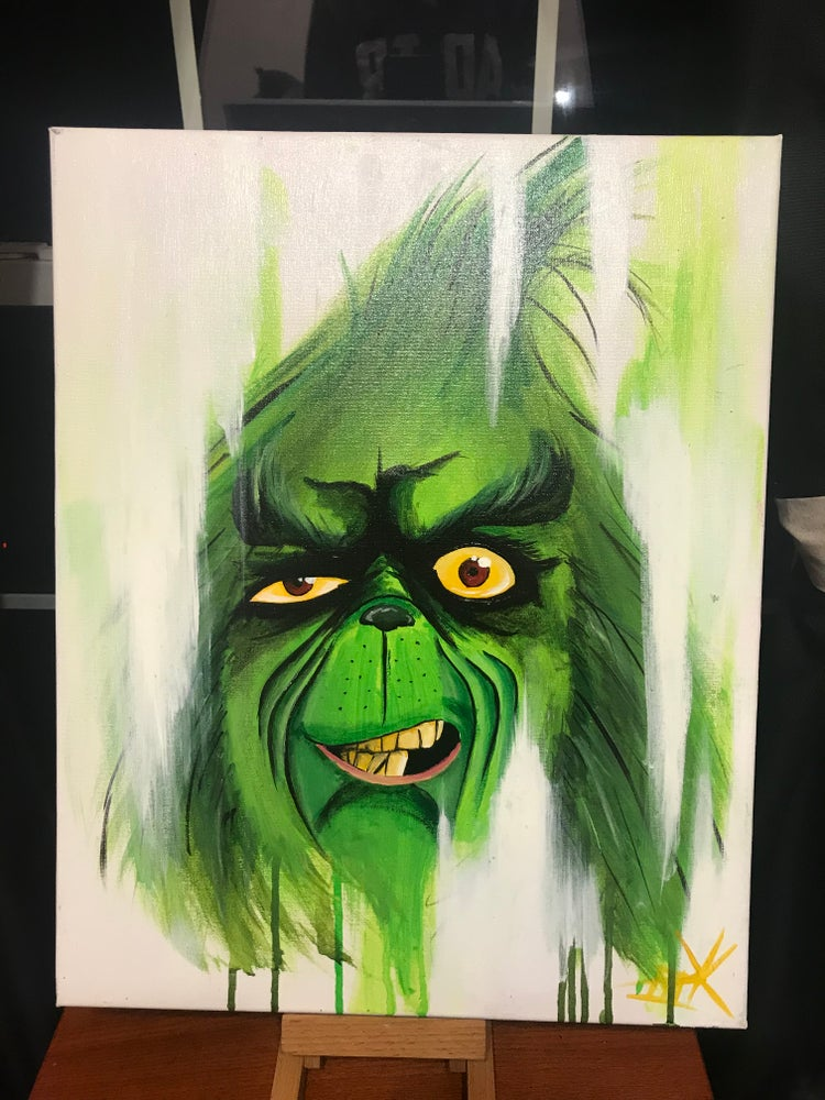 Image of The..the...the......The GRINCH!