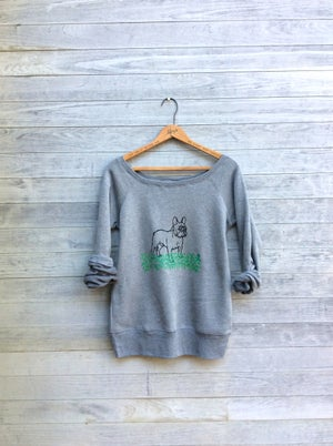 Image of French Bulldog Sweatshirt