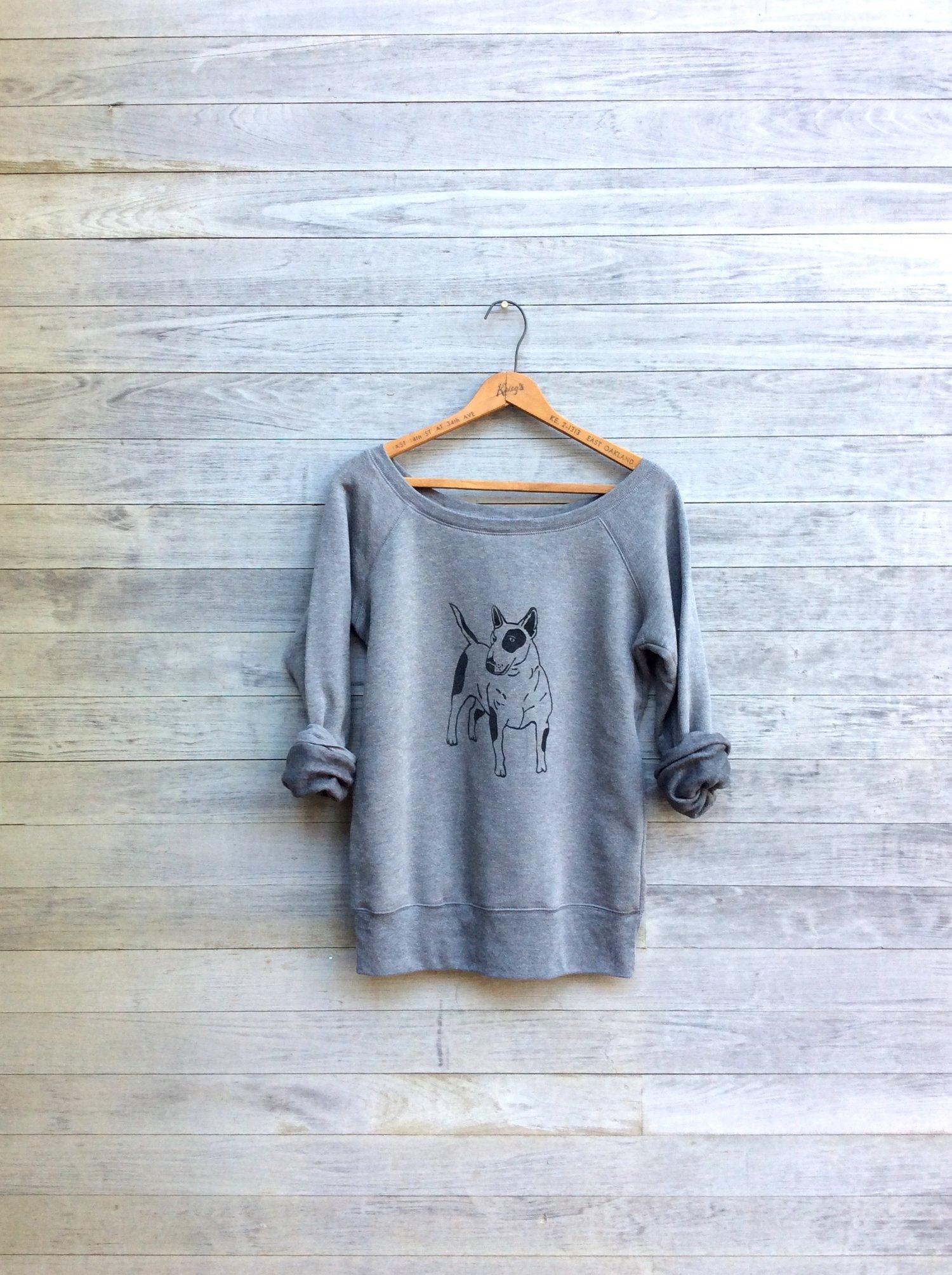 Image of Bull Terrier Sweatshirt