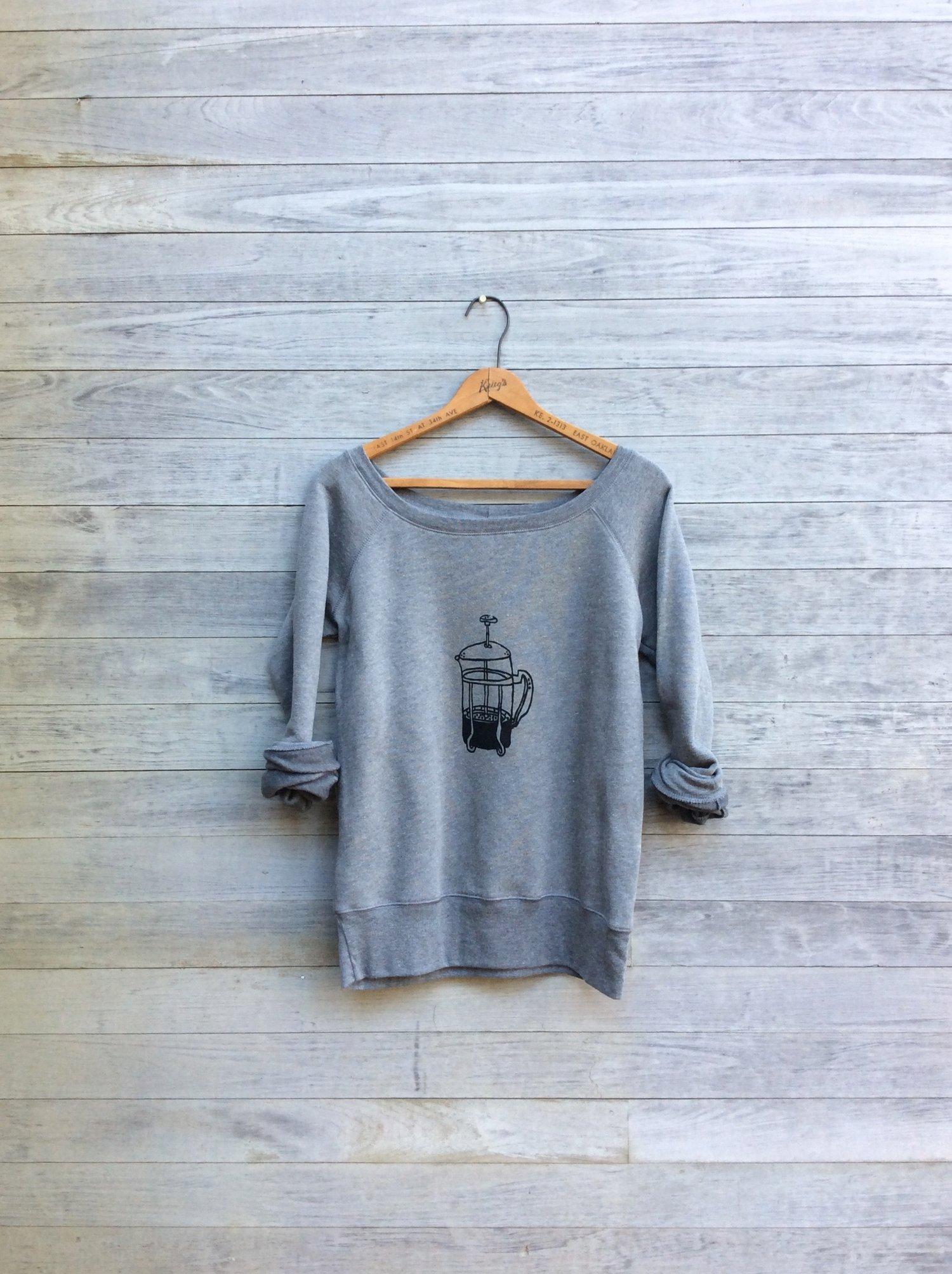 Image of French Press Sweatshirt