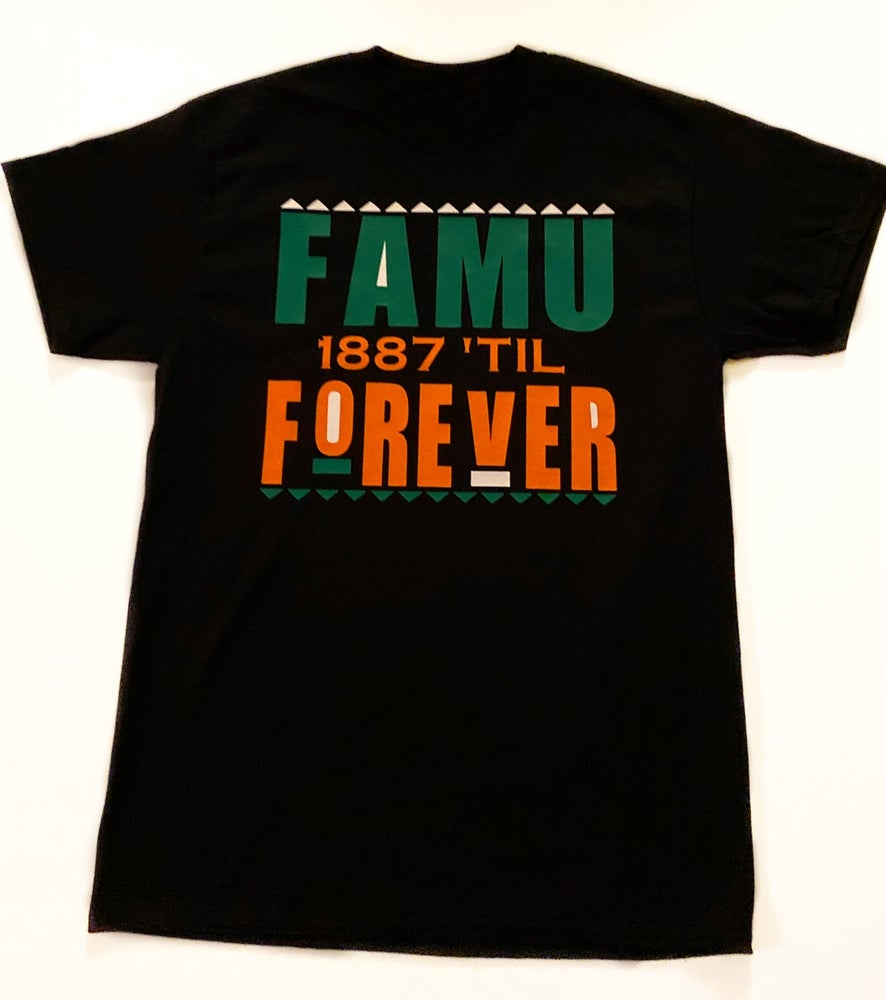 Image of Black Famu Forever