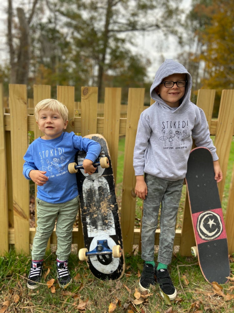 Image of Stoked Toddler Crew