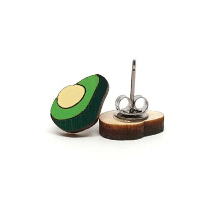 Image of Avocado Earrings