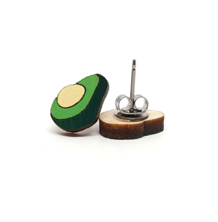 Image of Avocado Earrings