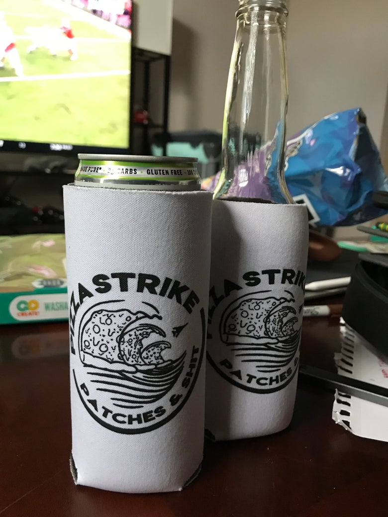 Image of Pizza Strike White Claw Holder